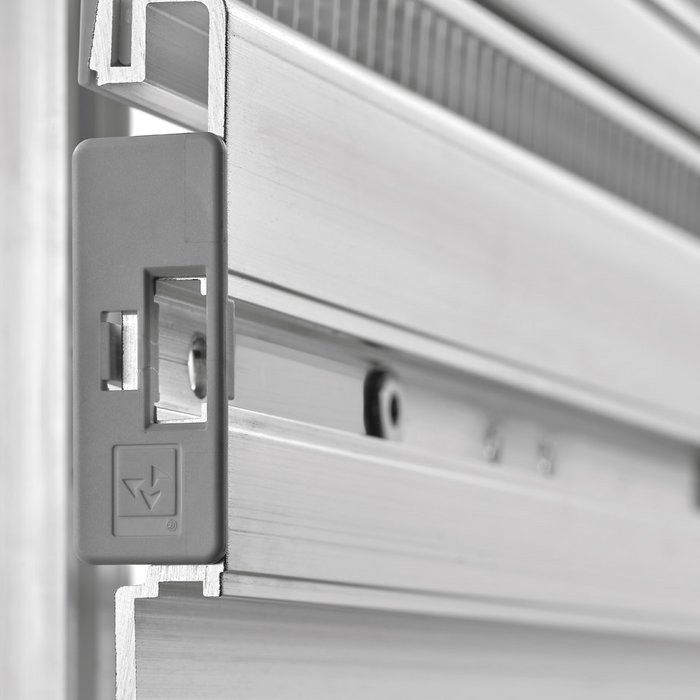 AirSTREAM Compact Edge protection for rails - Friedrich Lütze GmbH