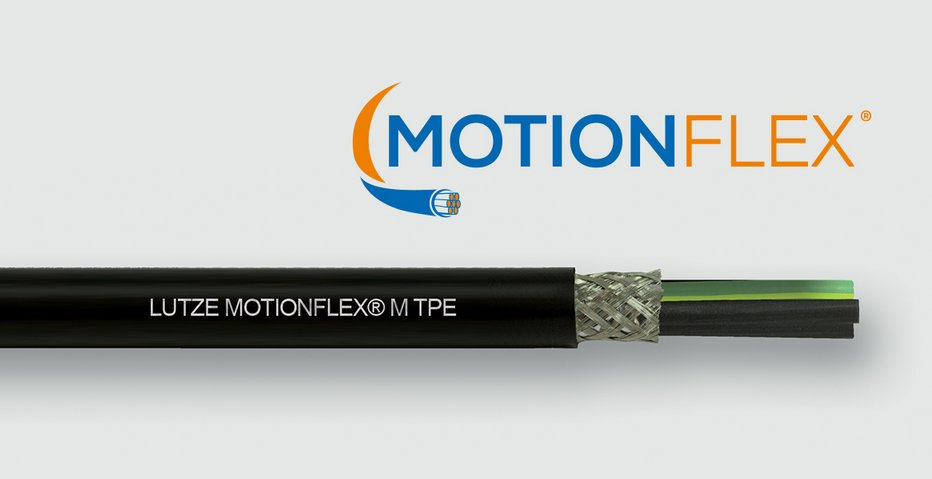 LUTZE MOTIONFLEX® M TPE Cable - LUTZE Inc