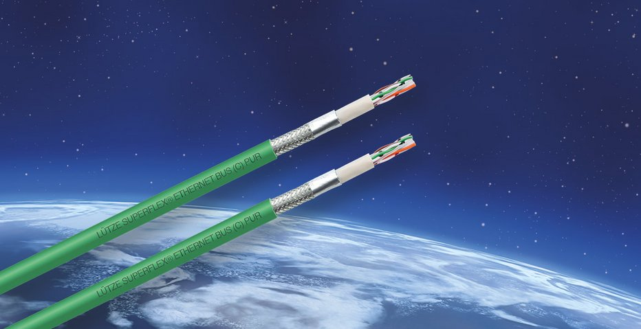 LUTZE Cat7 Ethernet Cable - LUTZE Inc