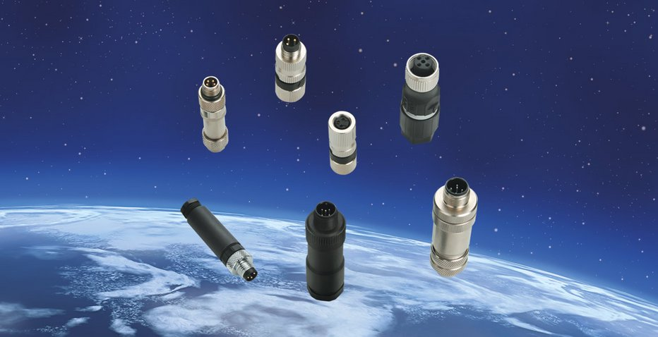 UL listed, M8 and M12 connectors - Friedrich Lütze GmbH