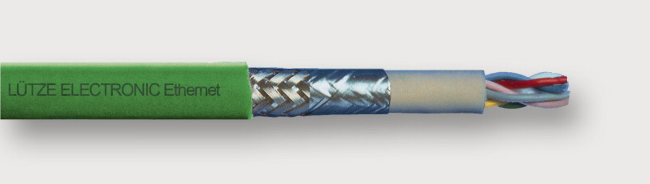 104307 - LÜTZE ELECTRONIC ETHERNET (C) PVC