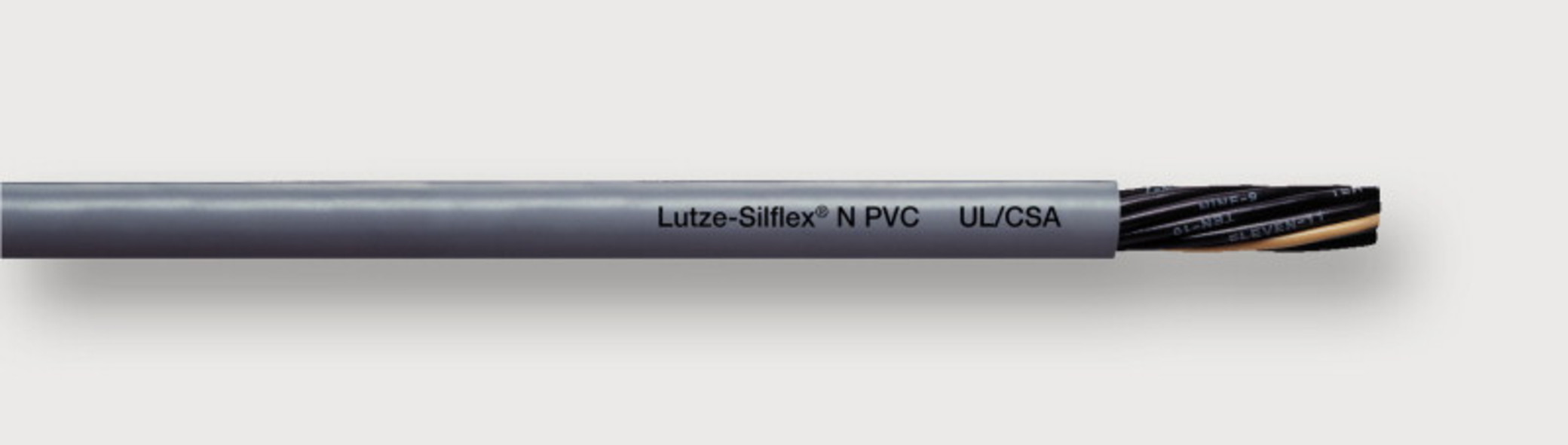 108372A - LÜTZE SILFLEX® N PVC with UL/CE Approvals
