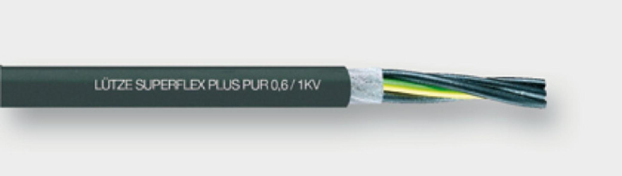111375 Ltze Superflex Plus M Pur 06 1 Kv Motor Energy Supply Cables Usa Fiber Optic Glass Attributes And Characteristics