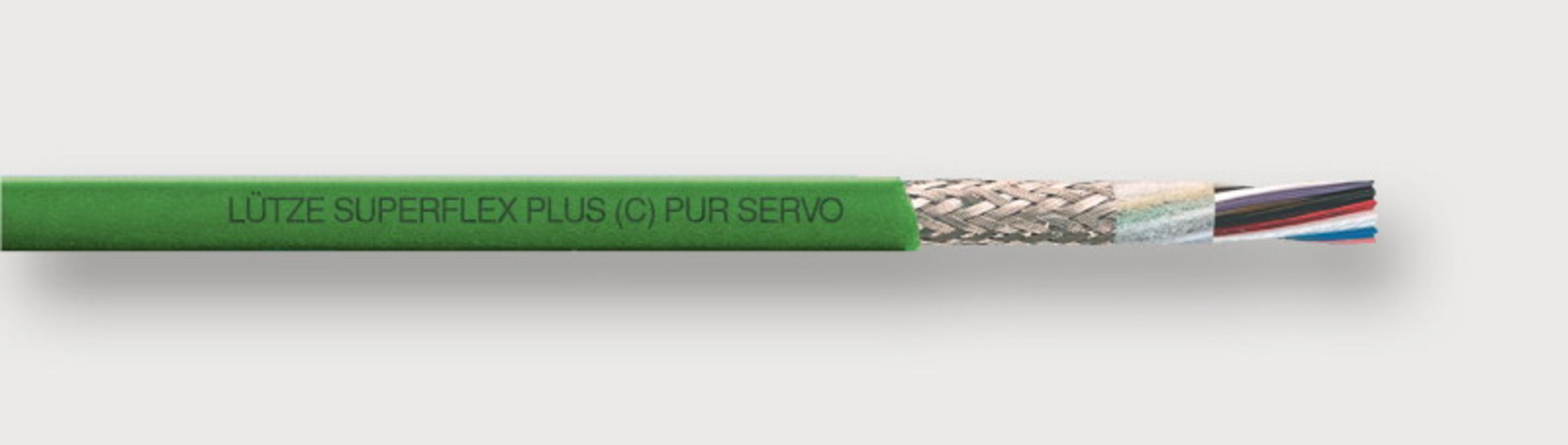 111458 - LÜTZE SUPERFLEX® PLUS (C) PUR FEEDBACK Encoder cables for Siemens and other systems For highest requirements in drive technology
