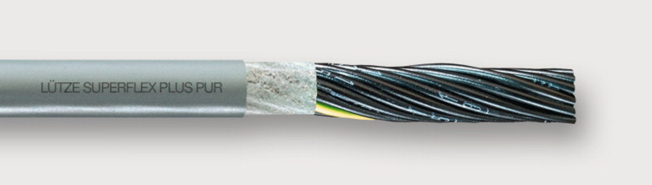 113402 Ltze Superflex Plus N Pur 300 V For Highest Requirements Heat Resistant Wiring Insulation