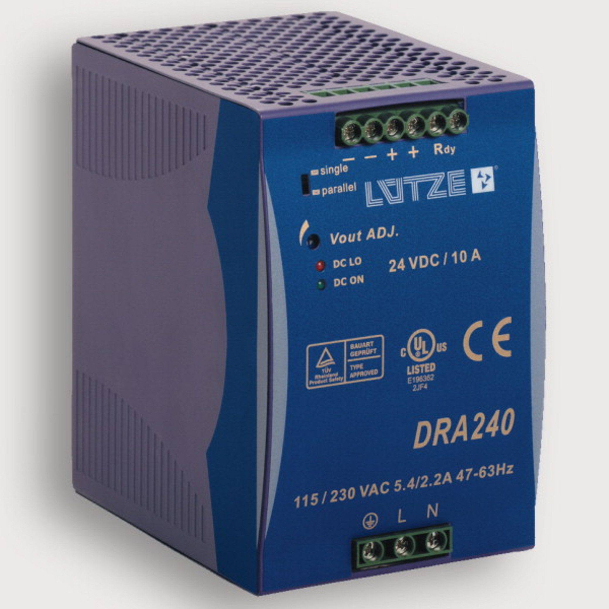722781 - regulated, 240 W