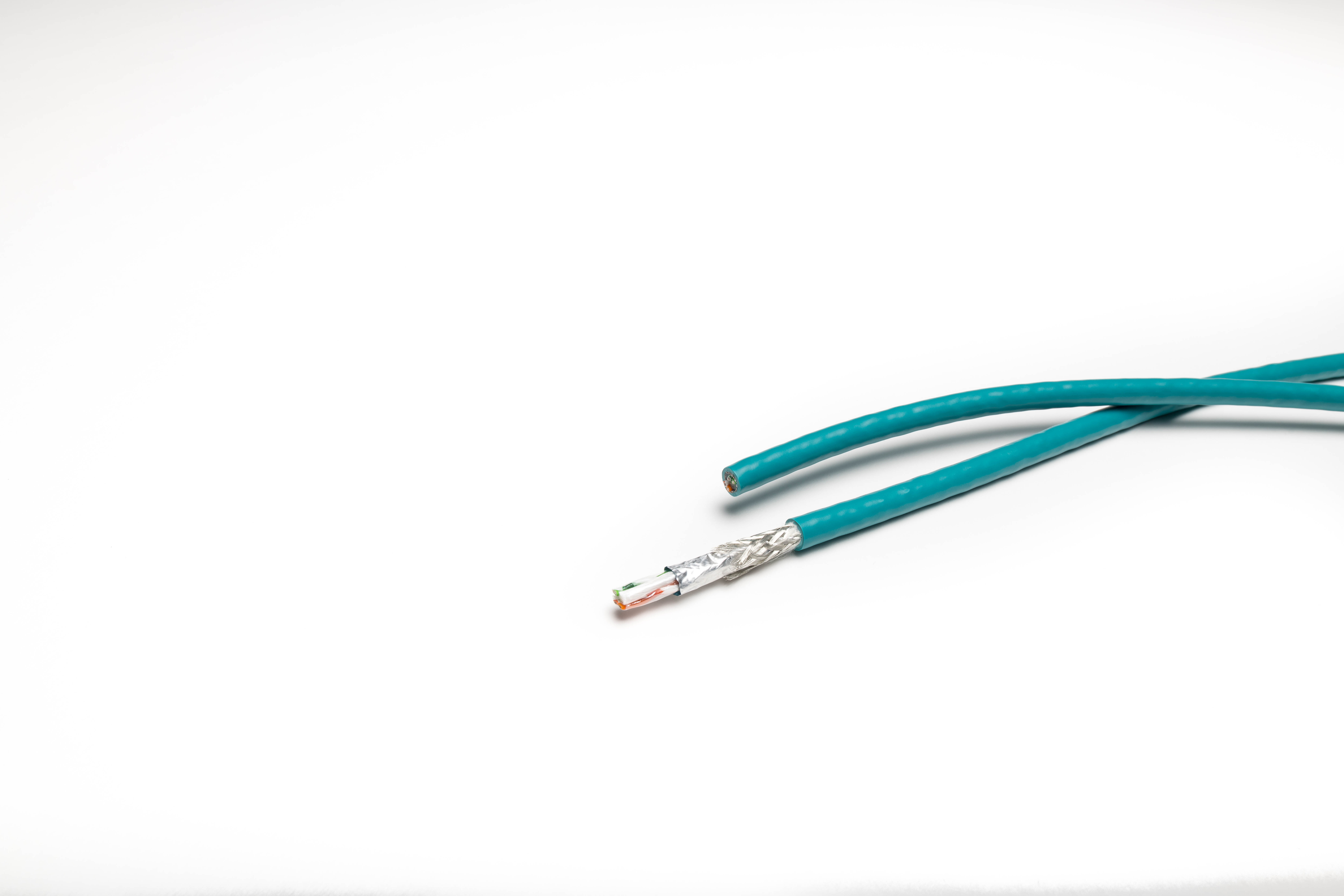 Ethernet Cable Ends