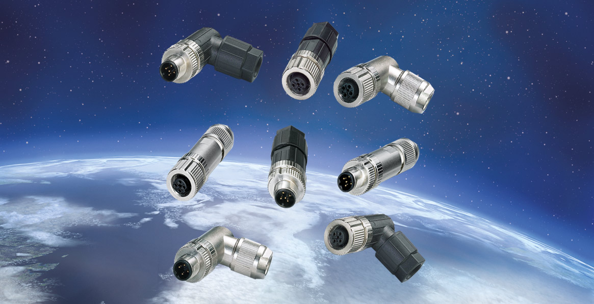 LUTZE Introduces M12 Push-In Connectors - LUTZE Inc
