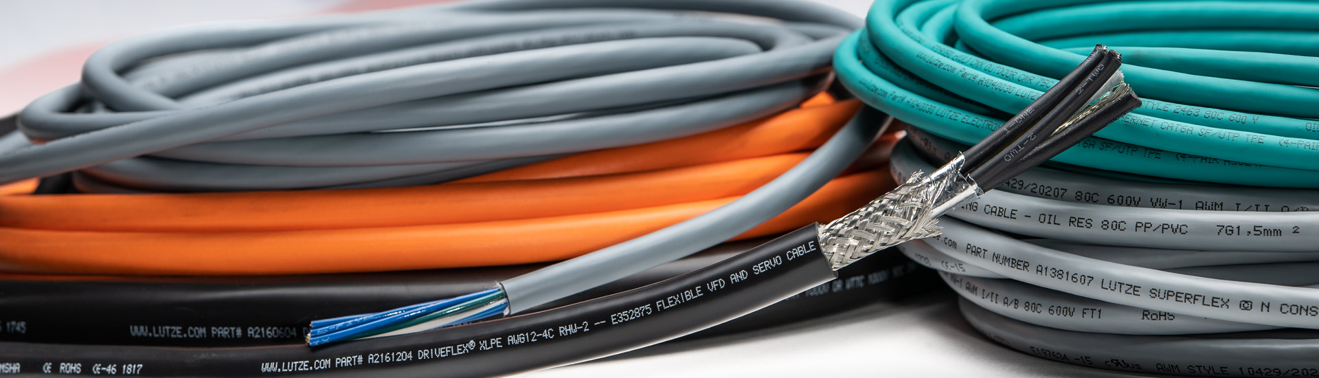 Home Lutze Inc Flat Electrical Wire Quality For Sale Usa Cable Solutions Catalog