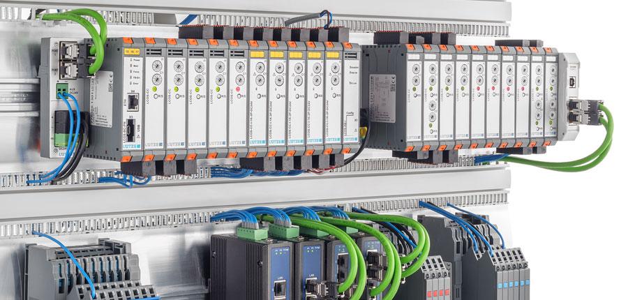 control-friedrich-luetze-gmbh Industrial Wiring on