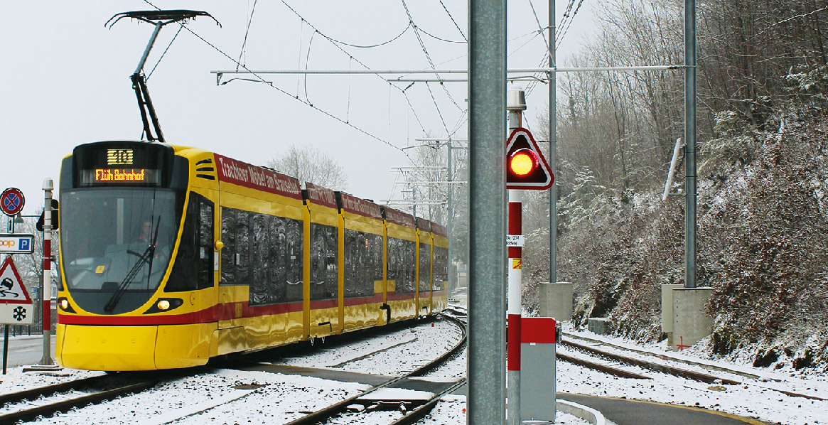 LUTZE Wiring systems that cope with the fluctuations of the railway - Friedrich Lütze GmbH