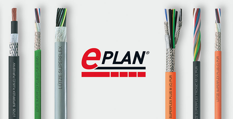 luetze cables now in eplan