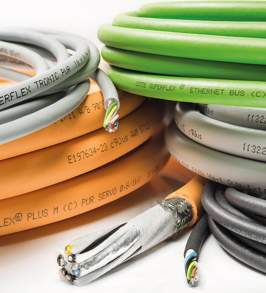 Industrial Cable Overview Lutze Inc
