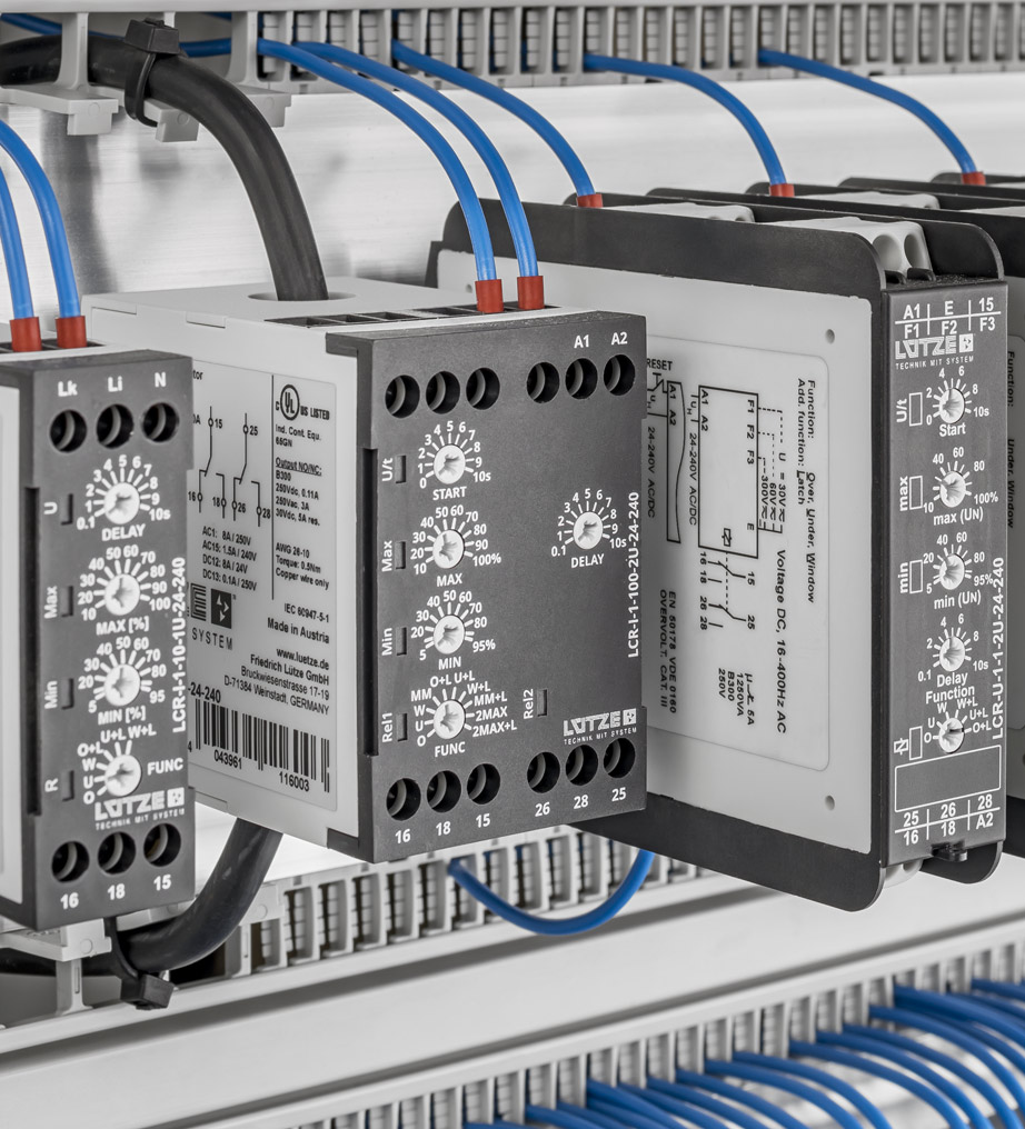 Monitoring Relays - Lutze Inc.