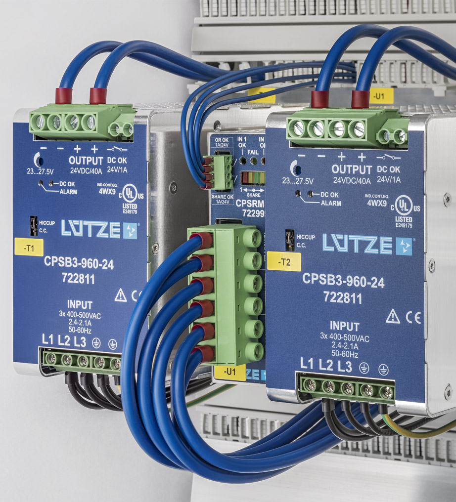 Industrial Power Supplies Lutze Inc Electrical Wiring